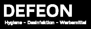 Defeon - Hygiene - Desinfektion - Werbemittel